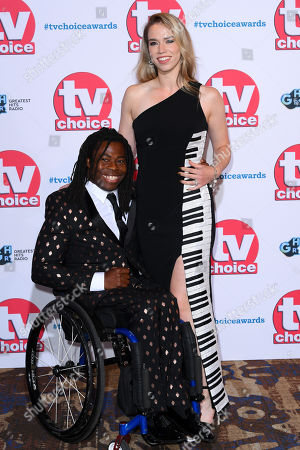 Stock Image of Ade Adepitan