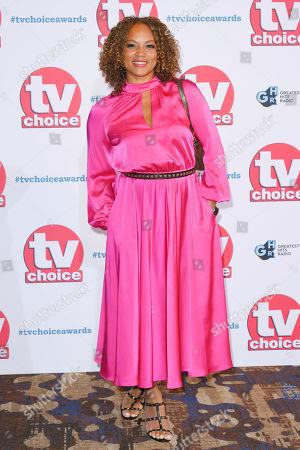 Editorial image of The TV Choice Awards, London, UK - 09 Sep 2019