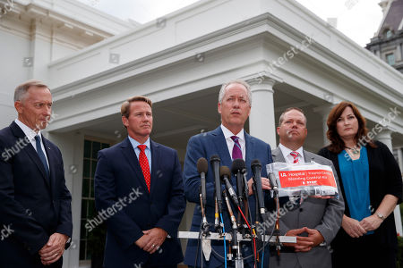 Editorial picture of Trump, Washington, USA - 09 Sep 2019