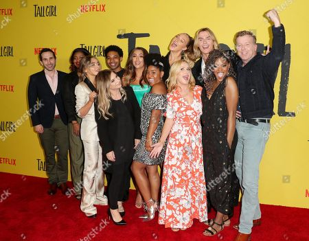 Corey Marsh, Nzhingha Stewart, Sabrina Carpenter, Mary Viola, Rico Paris, Clara Wilsey, Anjelika Washington, Angela Kinsey, Ava Michelle, Luke Eisner, Nia Sioux and McG