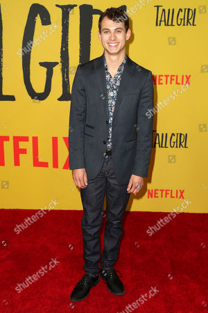 Editorial image of 'Tall Girl' film premiere, Arrivals, Netflix Home Theatre, Los Angeles, USA - 09 Sep 2019