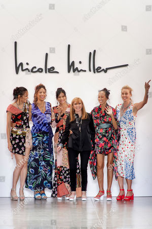 Editorial image of Nicole Miller show, Runway, Spring Summer 2020, New York Fashion Week, USA - 08 Sep 2019