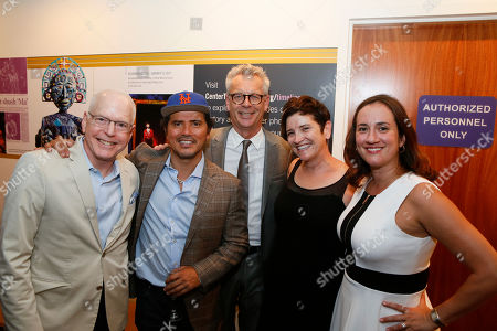 Editorial photo of 'Latin History For Morons' Center Theatre Group/Ahmanson Theatre Opening, Los Angeles, USA - 08 Sep 2019