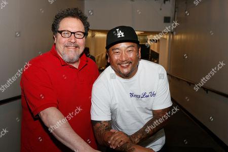 Jon Favreau and Roy Choi