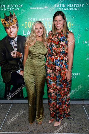 Editorial picture of 'Latin History For Morons' Center Theatre Group/Ahmanson Theatre Opening, Los Angeles, USA - 08 Sep 2019