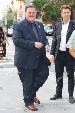 Stock Image of Billy Gardell