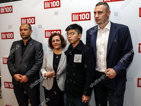 Editorial photo of BILD100 summer party in Berlin, Germany - 09 Sep 2019