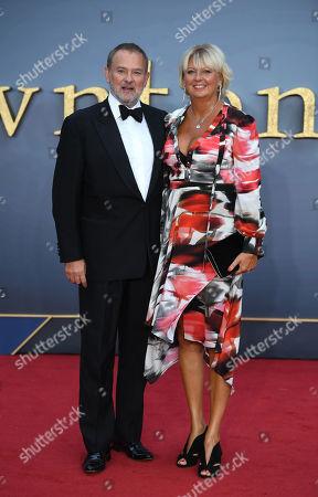 Editorial picture of Downton Abbey film premiere in London, United Kingdom - 09 Sep 2019