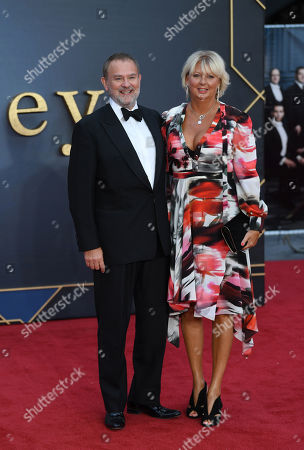 Editorial image of Downton Abbey film premiere in London, United Kingdom - 09 Sep 2019