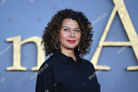 Donna Langley, Chairwoman Universal Filmed Entertainment Group, attends the World Premiere of 'Downton Abbey' at Leicester Square in Lonâ??don, Britain, 09 September 2019. The movie, based on the hit television show, is released in UK cinema on 13 September 2019.