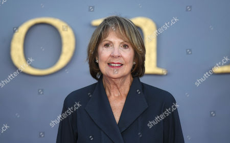 Penelope Wilton attends the World Premiere of 'Downton Abbey' at Leicester Square in Lonâ??don, Britain, 09 September 2019. The movie, based on the hit television show, is released in UK cinema on 13 September 2019.