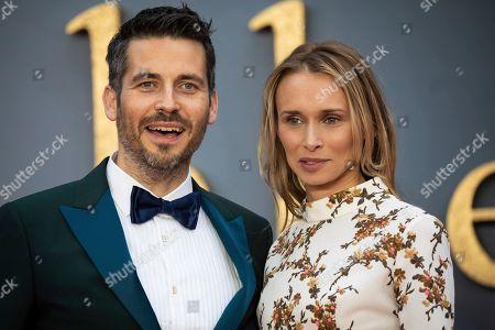 Editorial picture of Downton Abbey World Premiere, London, United Kingdom - 09 Sep 2019