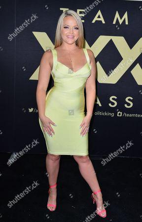 Editorial picture of Exxxotica Expo, Miami, USA - 08 Sep 2019