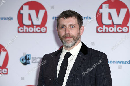 Editorial picture of TV Choice Awards 2019, London, United Kingdom - 09 Sep 2019