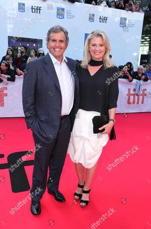 Editorial image of Twentieth Century Fox FORD V FERRARI Premiere at the Toronto International Film Festival, Toronto, Canada - 9 Sep 2019