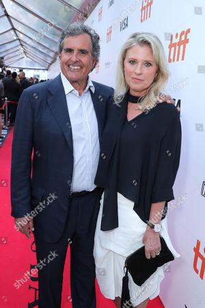 Editorial picture of Twentieth Century Fox FORD V FERRARI Premiere at the Toronto International Film Festival, Toronto, Canada - 9 Sep 2019