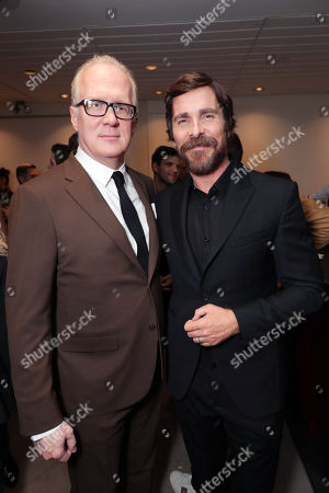 Tracy Letts, Christian Bale