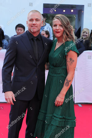 Stock Picture of Sean Carrigan, guest