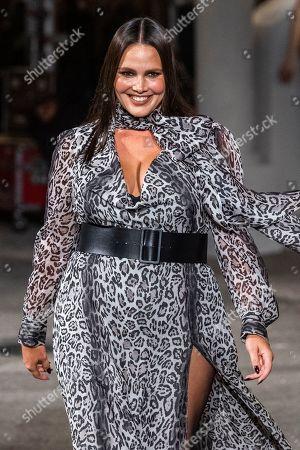 Editorial photo of Tommy Hilfiger show, Runway, Spring Summer 2020, New York Fashion Week, USA - 08 Sep 2019