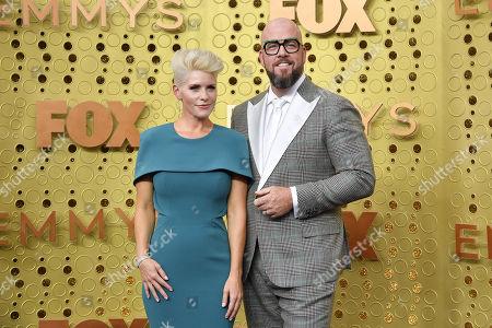 Chris Sullivan and Rachel Sullivan