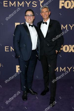Stock Photo of Joe Farrell and Mike Farah
