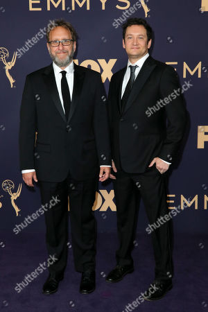Stock Image of Josh Siegal and Dylan Morgan