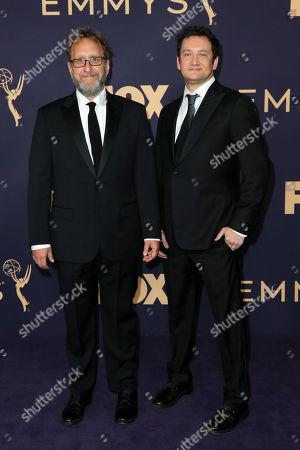 Josh Siegal and Dylan Morgan