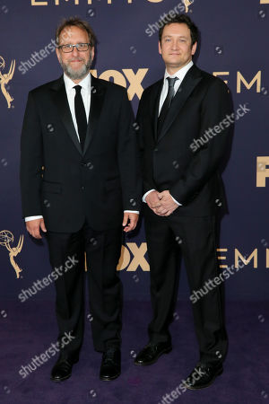 Stock Picture of Josh Siegal and Dylan Morgan