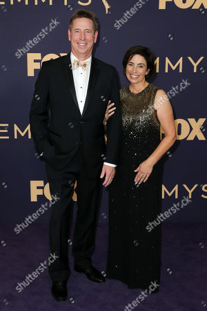 Editorial photo of 71st Annual Primetime Emmy Awards, Arrivals, Microsoft Theatre, Los Angeles, USA - 22 Sep 2019