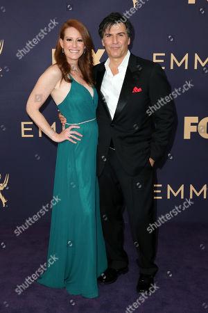 Michelle Bernard and Vincent Irizarry