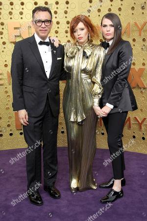 Fred Armisen, Natasha Lyonne and Clea DuVall