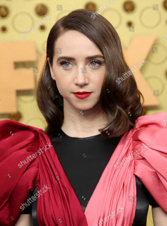 Editorial image of 71st Annual Primetime Emmy Awards, Arrivals, Microsoft Theatre, Los Angeles, USA - 22 Sep 2019