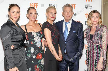 Katharine McPhee, Erin Foster, Amy Foster, David Foster, Jordan Foster