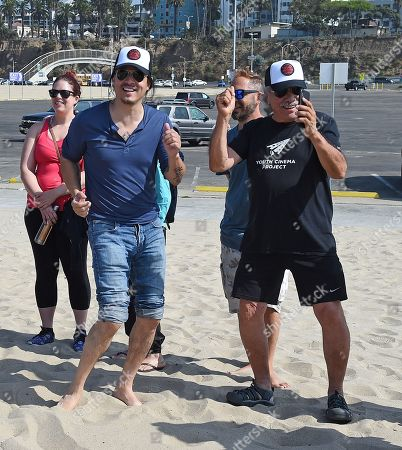Editorial picture of FX and Disney's Summer of Service Beach Cleanup with Heal the Bay, Santa Monica, USA - 09 Sep 2019