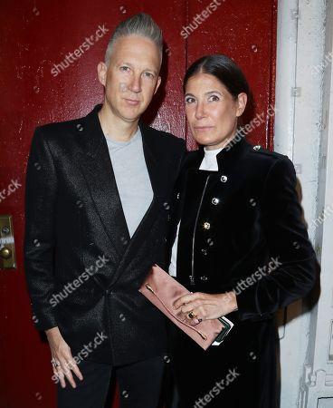 Jefferson Hack and Elizabeth Saltzman
