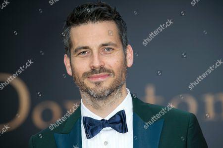 Editorial image of Downton Abbey World Premiere, London, United Kingdom - 09 Sep 2019