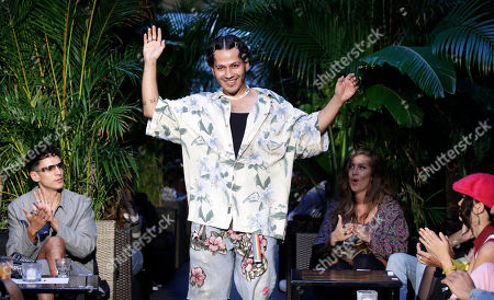 Editorial image of Gypsy Sport  - Runway - New York Fashion Week Spring 2020, USA - 09 Sep 2019