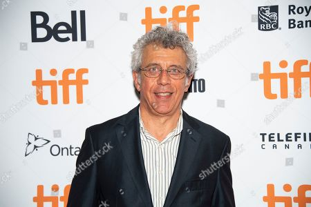 "Eric Bogosian attends a premiere for ""Uncut Gems"" on day five of the Toronto International Film Festival at the Princess of Wales Theatre, in Toronto"
