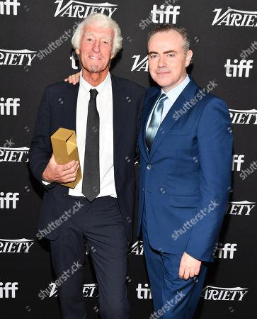 Roger Deakins and John Crowley