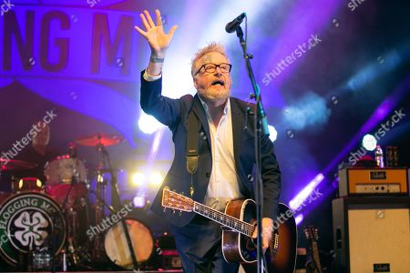 Flogging Molly - Mike Alonso, Dave King
