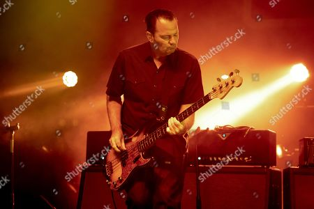 Stock Image of Social Distortion - Brent Harding