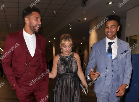 Editorial photo of The TV Choice Awards, Arrivals, London, UK - 09 Sep 2019