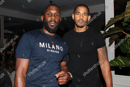Bryant Jennings, Derrick Morgan