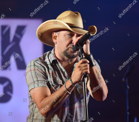 Editorial image of Amazon Music concert to celebrate National Truck Driver Appreciation Week, Nashville, USA - 09 Sep 2019