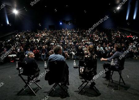 Editorial image of 'Monos' film special screening, Inside, Los Angeles, USA - 09 Sep 2019