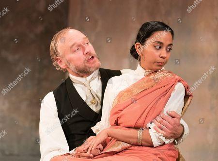 Elliot Cowan as Tom, Anjana Vasan as Niru