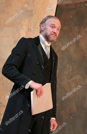 Stock Image of Elliot Cowan as Tom,