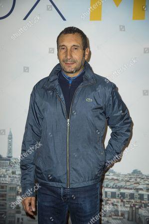 Stock Photo of Zinedine Soualem
