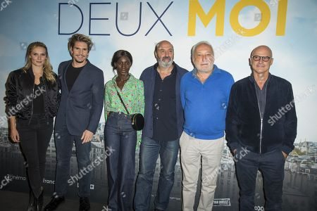Editorial image of 'Someone, Somewhere' film premiere, Paris, France - 09 Sep 2019