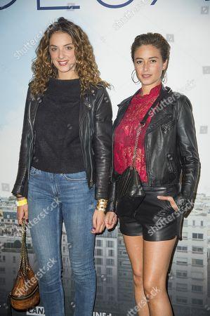 Camille Lavabre, Emmanuelle Bouaziz